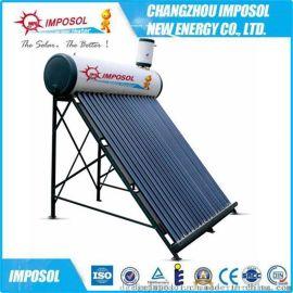出口品质一体非承压智能控制电加热太阳能热水器商用