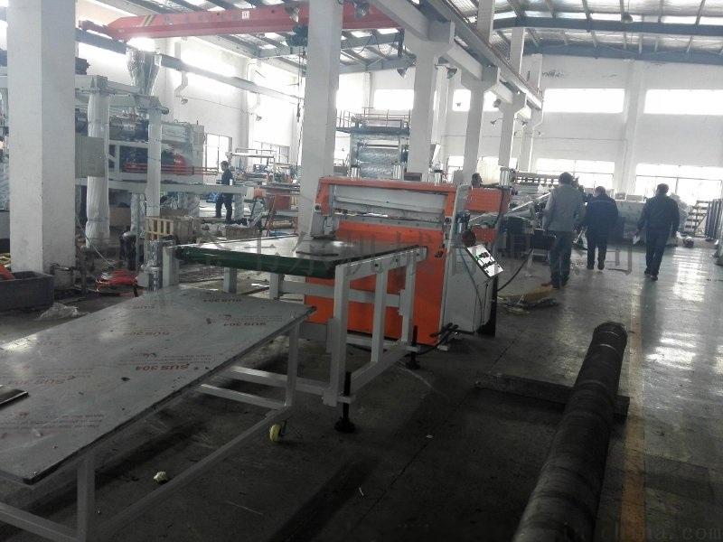 CA(醋酸纖維素)板材擠出生產線