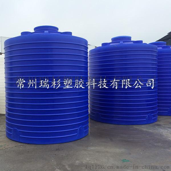 滚塑水箱,全国可售,江苏10吨塑料水箱厂家