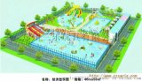 河北保定移動水樂園支架水池產品圖片定做好玩