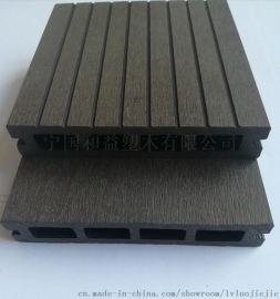 安徽和益HYK140*25空心防水户外塑木地板