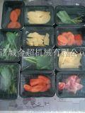 蔬菜連續式封盒保鮮包裝機