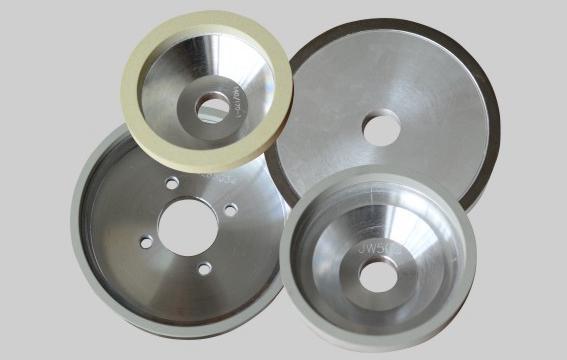 廠家直銷德卡特陶瓷結合劑金剛石砂輪 碗形