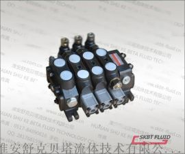 DCV60-04T.2O3T手动多路阀