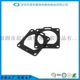 电气设备户外充电桩防水橡胶垫片防火阻燃硅胶垫片绝缘性佳