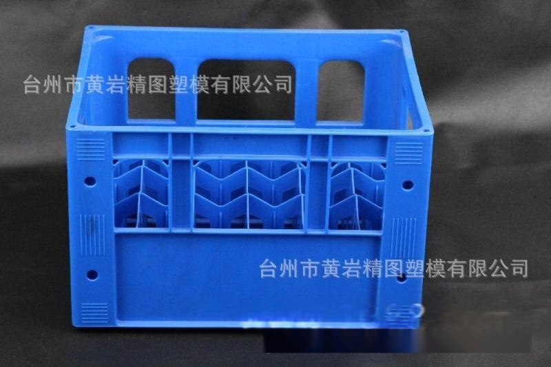 牛奶塑料箱模具 水果筐模具 保温箱模具