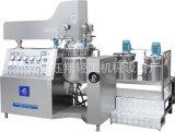 高剪切分散乳化機 鈺翔液壓升降混合機械 化妝品攪拌融合真空設備