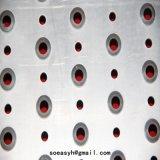 魚眼防滑板樓梯踏板過道鋼板鋁踏板定做不鏽鋼圓孔蓋