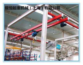 KBK系列柔性起重机系统KBK电动双梁悬挂起重机