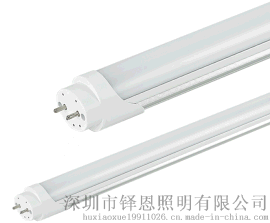 厂家批发 LED灯管900MM自然光环保LED灯管 工厂学校办公照明