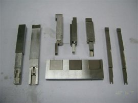 供应连接器模具精密镶件/零件