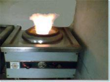 饭店用新能源燃料(代替柴油)