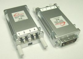 DVI光纤延长器