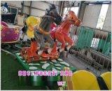 三和游乐热销的儿童游乐设备HLPM欢乐跑马