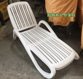 广州舒纳和户外家具专业供应水上乐园沙躺椅