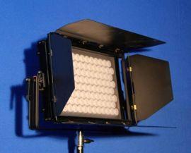 耀诺100W演播室LED平板灯新闻摄影灯补光灯