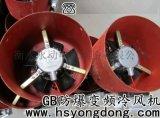 變頻電機通風機BG160-A防爆變頻通風機