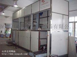 供应全自动大型工业手机玻璃超声波清洗机厂家