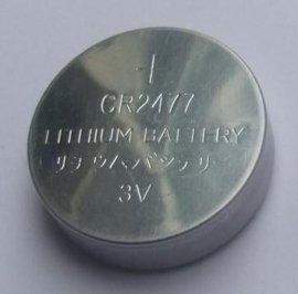 3V CR2477纽扣电池