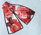 真丝斜纹印花蝴蝶长巾(XNL-P643)