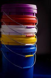 厂家供应20L润滑油桶 化工桶 肥料桶 塑料桶
