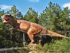 动态电动仿真恐龙道具工厂