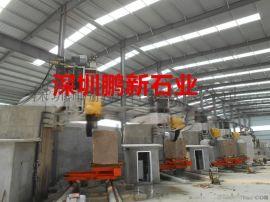 深圳石牌坊雕刻厂-芝麻白花岗岩石牌坊