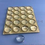 自粘透明胶垫 高回弹防滑胶垫 硅胶防撞胶垫