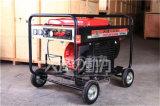 300A汽油自發電電焊機體積參數