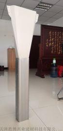 温州144*108方型落水管 方型雨水管方型排水管