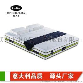 泰州酒店宾馆床垫 富士床垫席梦思棕垫 乳胶垫定制