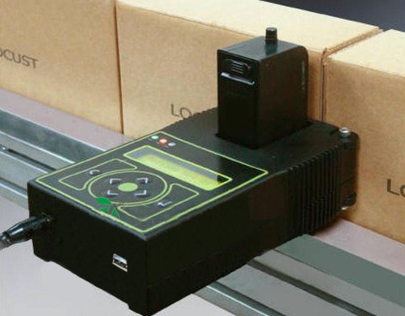 乐昌小型喷码机全自动包装箱打字机