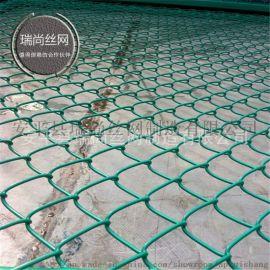 瑞尚球场围栏网 篮球场组装式围栏网