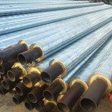 镀锌铁皮架空式保温管,预制铁皮保温管道