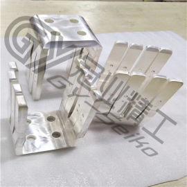 编织软铜线铜箔末端焊接高分子真空扩散焊热熔接
