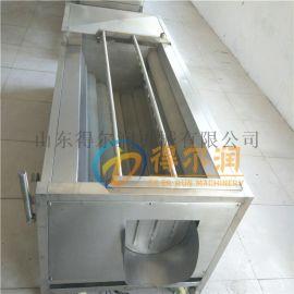 土豆毛棍清洗机 红薯清洗去皮机 不锈钢清洗去皮设备