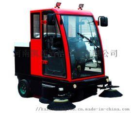 MO2000全封闭式电动驾驶式扫地车