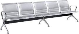 三人位四人位201/304不锈钢排椅