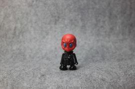 新款日系动漫公仔手版 ABS模型玩具公仔定制