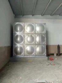 玻璃钢人防水箱 组合式消防水箱价格
