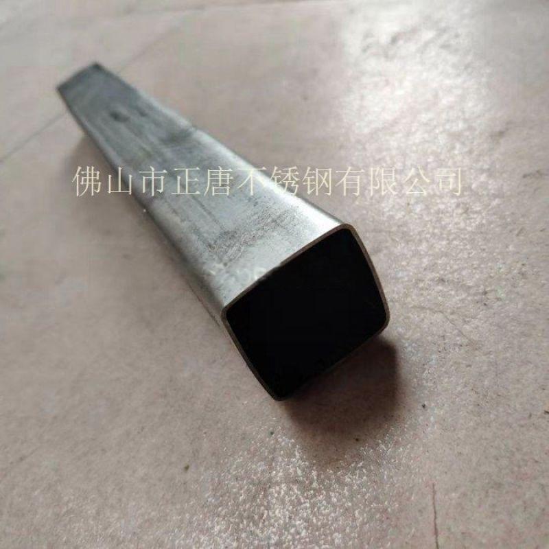 304不鏽鋼三角錐管201不鏽鋼錐形管