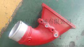 康明斯QSX15进气管4026516