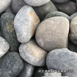 天然鹅卵石 卵石滤料 园林景观鹅卵石白色卵石批发价