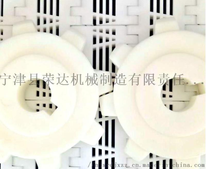 Conveyor塑料链板输送带