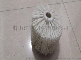 陶瓷厂陶瓷打磨毛刷轮 研磨用陶瓷纤维磨料轮
