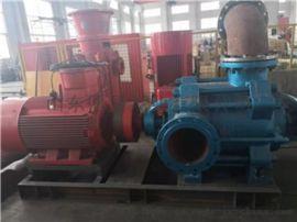 MD25-50×(2-12)型煤矿用耐磨多级离心泵