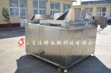 苦蕎片可以進行油炸嗎,四川電加熱苦蕎片油炸機