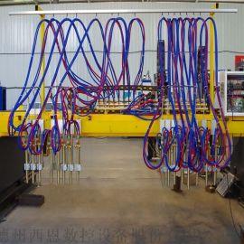 山东厂家长期供应直条火焰数控切割机 数控火焰切割机