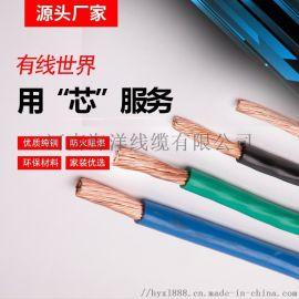 海洋线缆 国标 BVR1.5 多股软电线 厂家直销