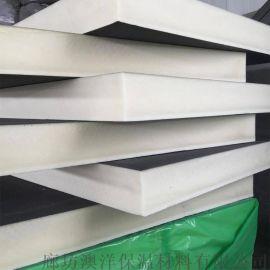 外墙聚氨酯保温板  聚氨酯夹芯板